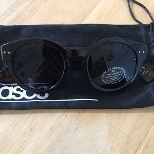 ASOS Tortoiseshell + Black sunglasses